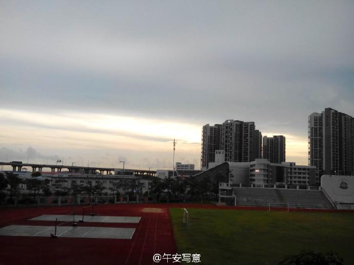 在深圳市新安高中高中部就读是一番v高中?中学于毕业哪个王凯图片