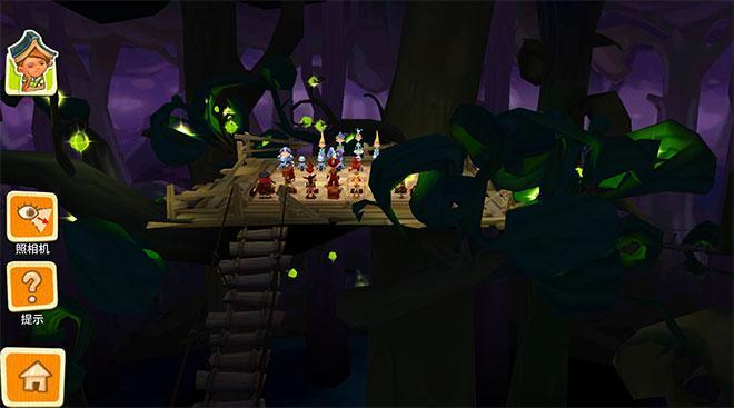 个卡通人物,每个人物的属性都与国际象棋的棋子一样