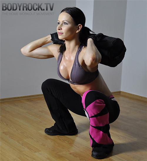 不去健身房,在家就能练出好身材(多图)