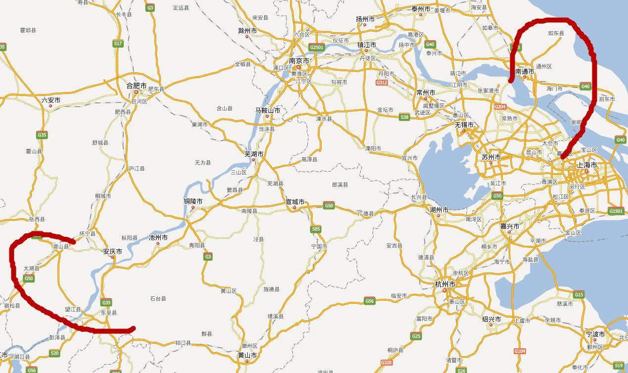 潜山乡镇地图高清版