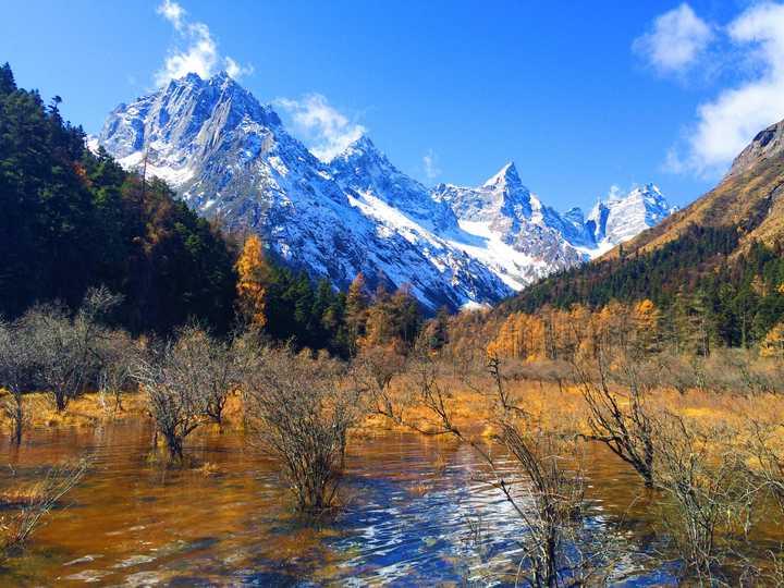 国内风景最美的地方是哪里?