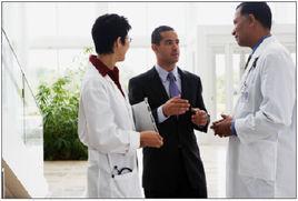 医药代表具体干什么?相关的图片
