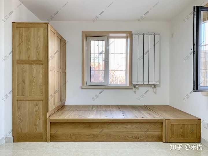 媳妇想把卧室装修成榻榻米床柜一体,请问有过经验的知友,这样做有哪些