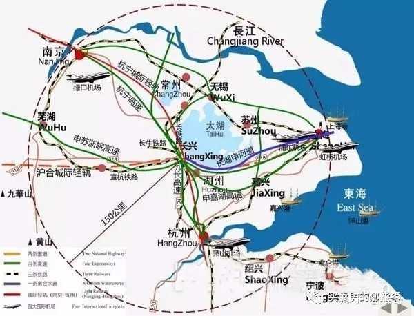 2018环太湖骑行路线图
