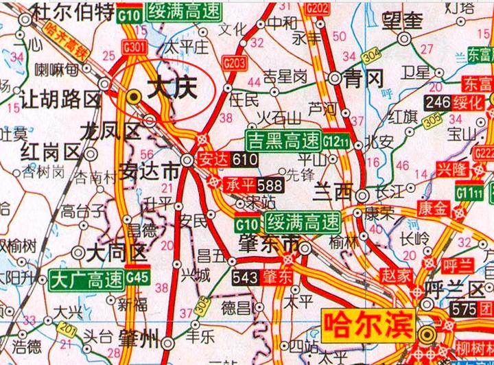 玉门有油田,大庆也有油田,为什么这两个城市的经济水平会有明显的差异图片
