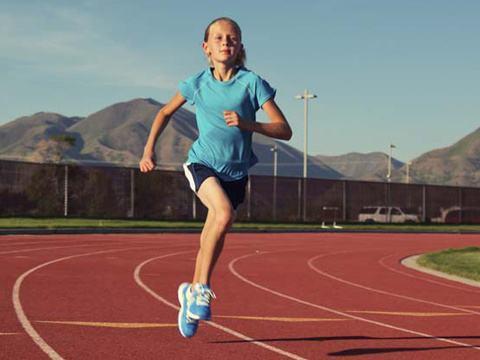 2.正确的跑步姿势