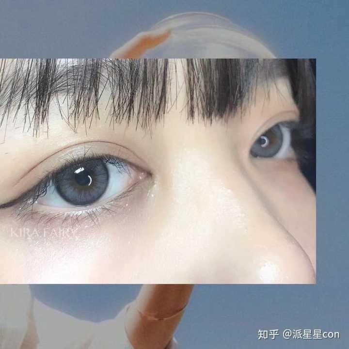 从来没用过美瞳的人,怎样选择第一副合适的美瞳?