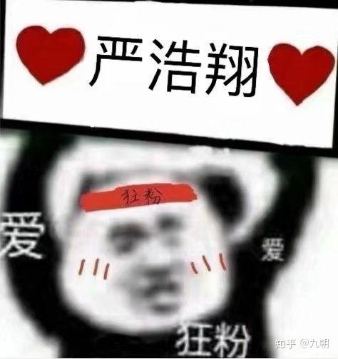 想知道大家对严浩翔有什么看法(希望得到客观回答)?图片