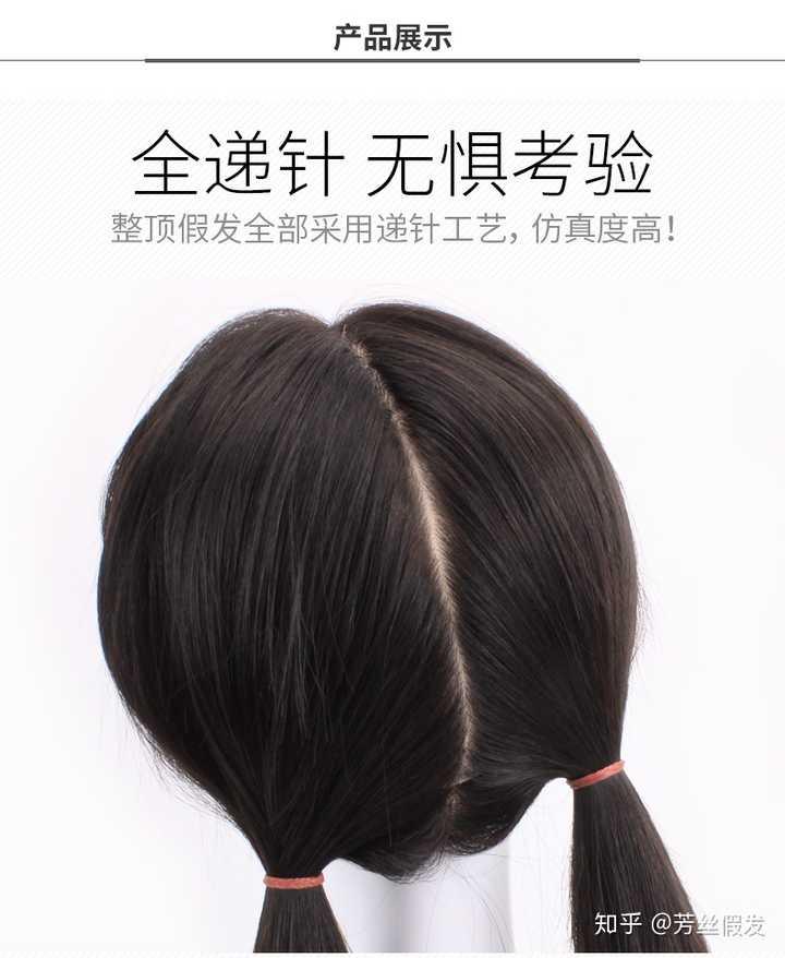 想买个假发,假发价格一般多少钱?图片