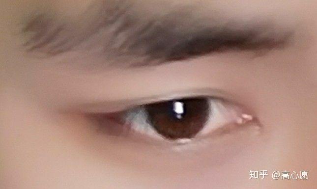 男生长了一双丹凤眼是种什么体验?图片