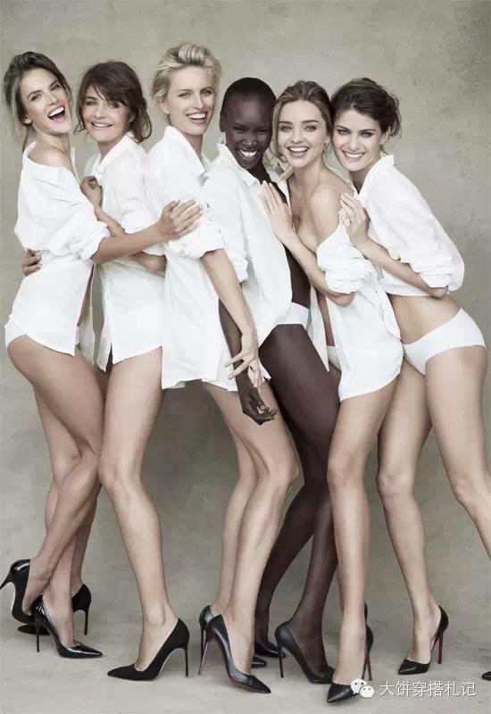 女生白衬衫的搭配有什么推荐? Modish饼的回