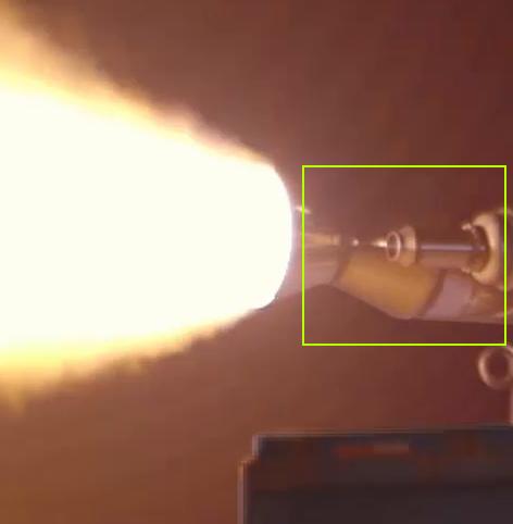 试车驭龙甲烷的视频航天发动机a甲烷看待?液氧抗生素图片
