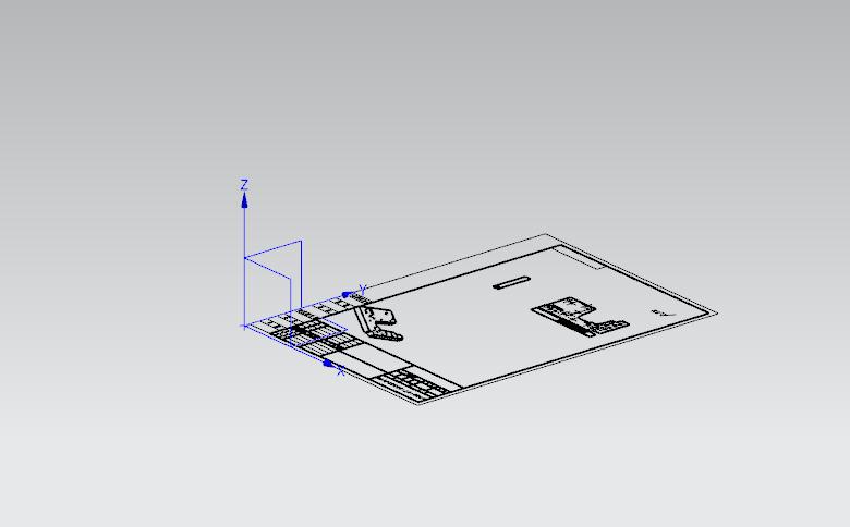 NX9.0转出的CAD中没有图纸?-CADv图纸-知直流电机cad图形图片