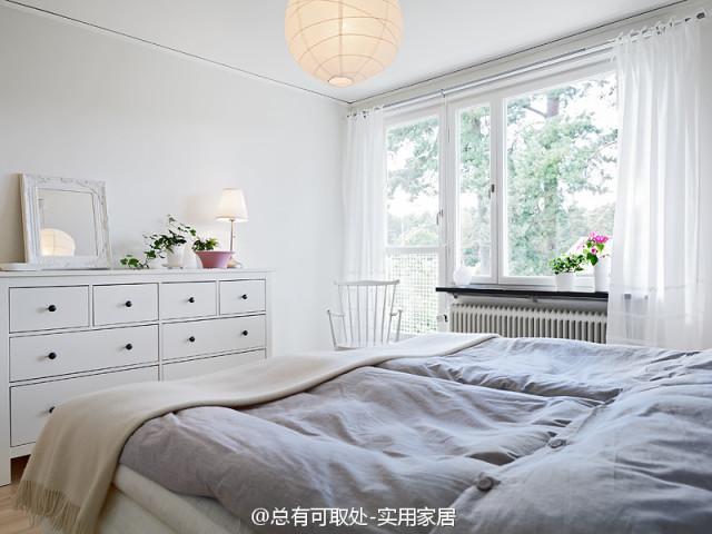 营造舒适卧室的简单实用教程(舒适、实用、好看)(转载) - 大卫 - 峰回路转