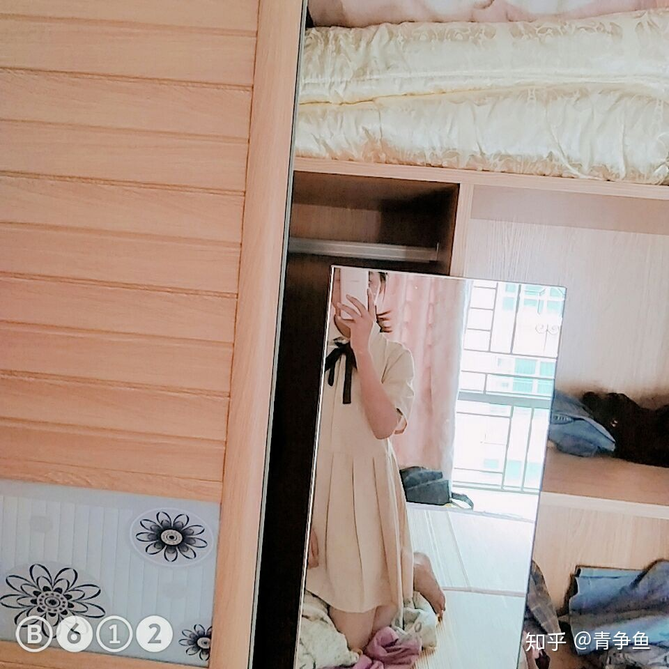 初中女生学打扮自己,学搭配穿衣?女生长发qq中背影头像图片