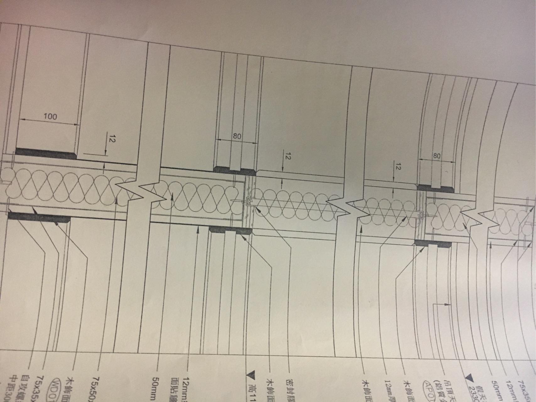 v码头设计图码头上的趸船填充物在cad中放大而曲线图纸图纸图片