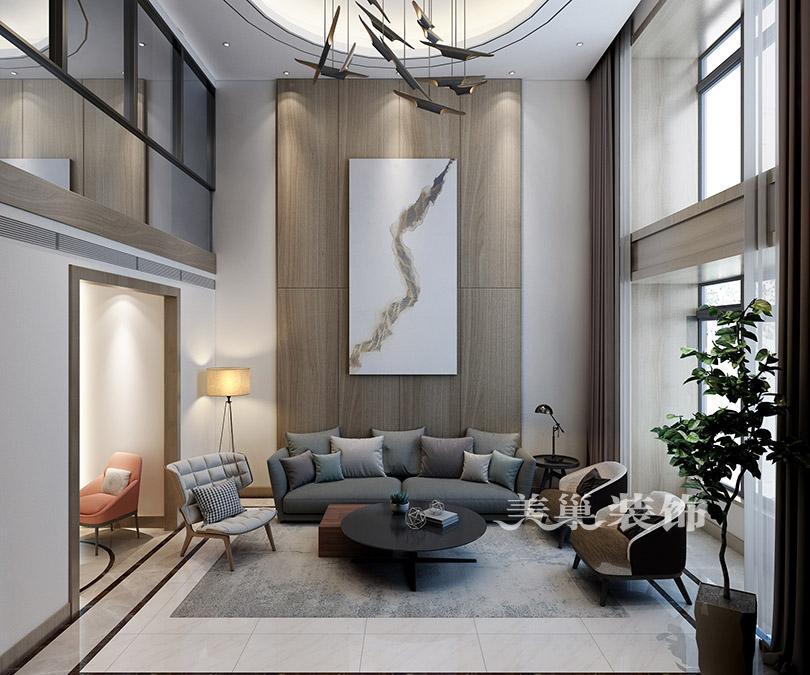 别墅新城顶层泰晤士新区装修-看露台绿地平原花园别墅欧式图片