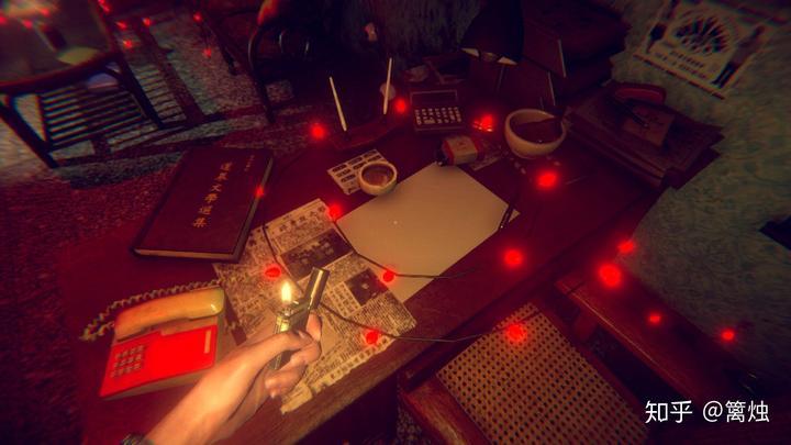 《还愿devotion》在游戏过程中有哪些引人深思的细节?图片