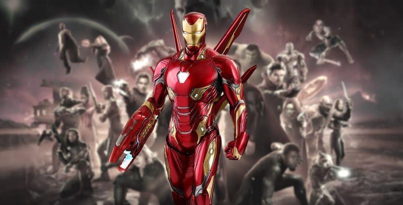 看完漫威22部超级英雄电影,期待