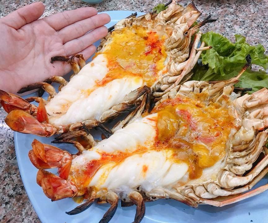 曼谷海鲜 好吃到哭,绝对是本地人知道的粘土轻美食作品美食图片