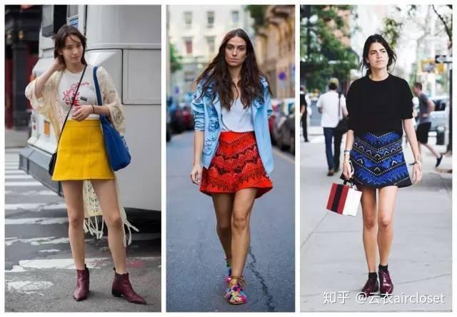 X腿型的女生穿A字裙不很难看?图片打女生碟图片