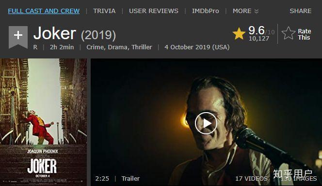 电影天堂《小丑/joker》下载百度云(高清网盘)1080p完整无删减]mp4资