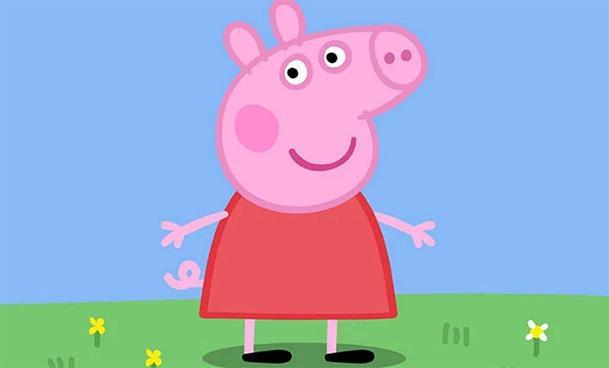作为时下最火的卡通形象之一,小猪佩奇的商标究竟是怎么回事?图片