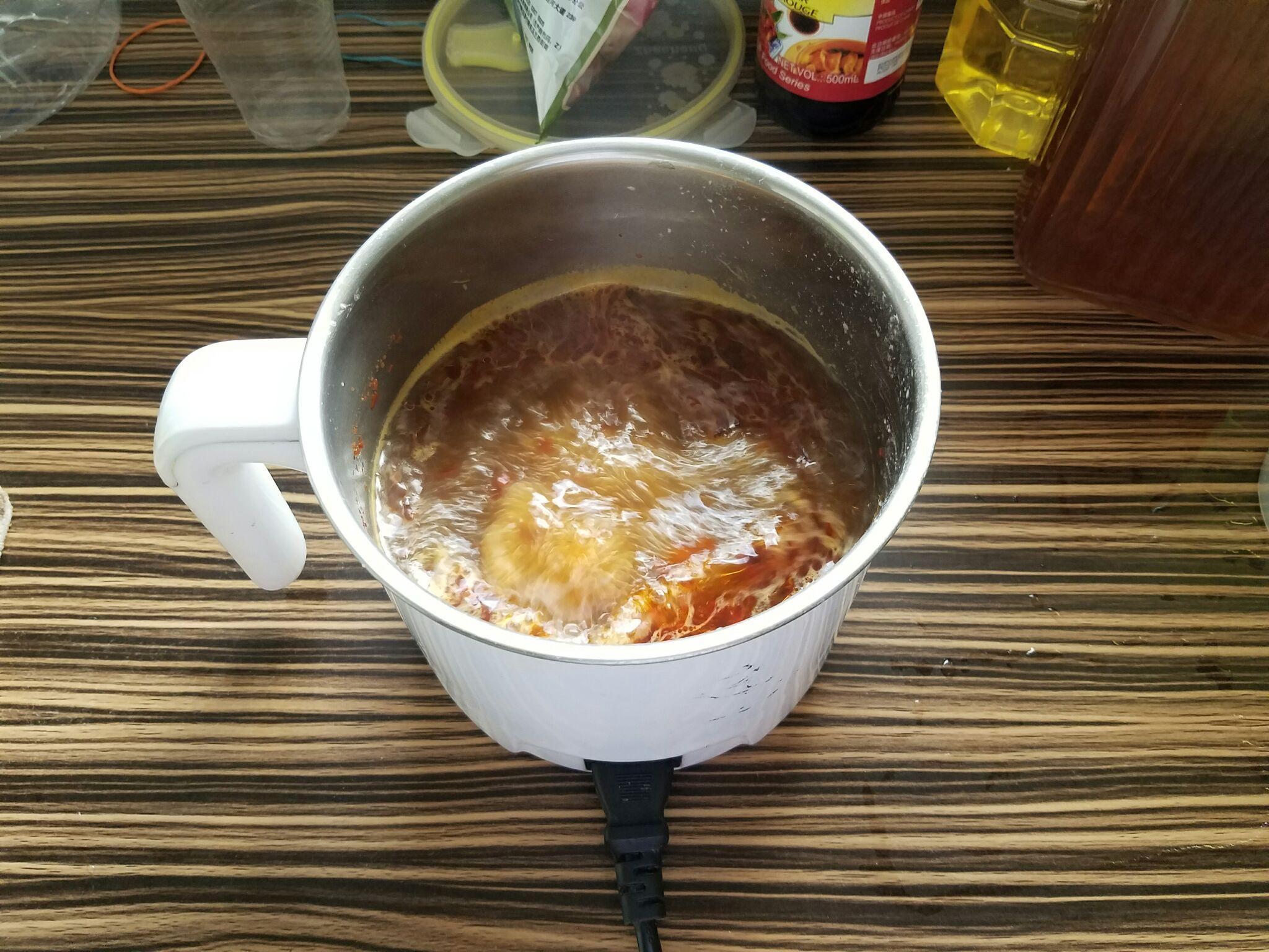 在电锅一个小美食容量的只有下做出相对美秘鲁条件乎知图片