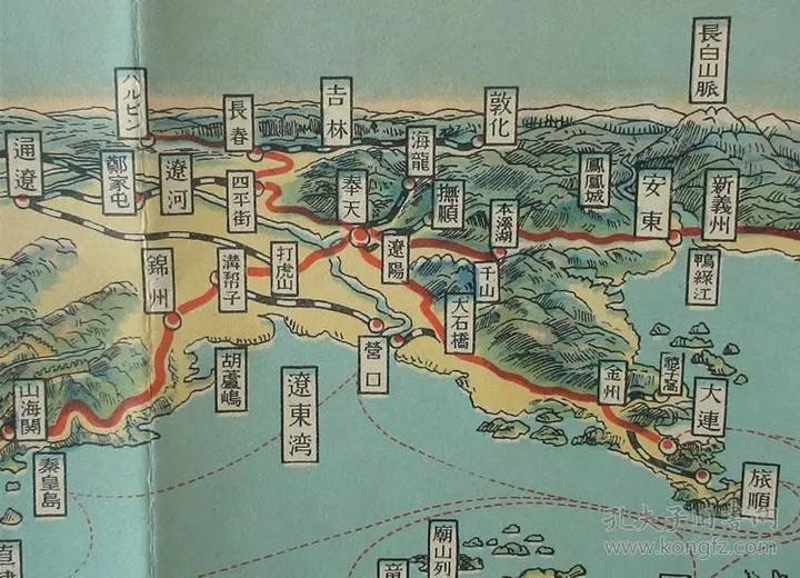(从长江口,杭州湾,象山港,三门湾的海岸线看,这幅地图绘制者真是故意图片