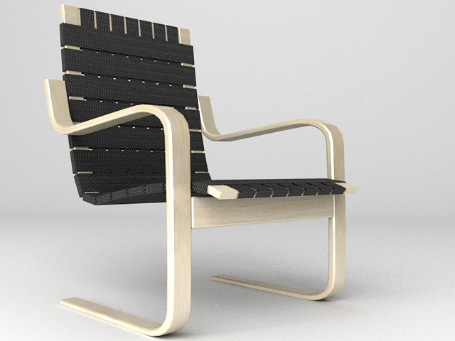 木质座椅都有哪些经典设计? 知乎