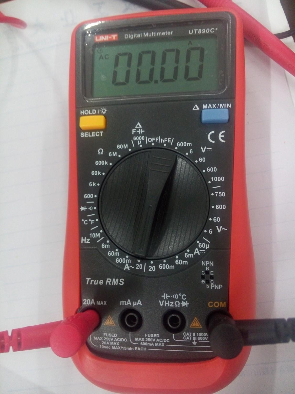 万用表测220v_如何使用数字万用表? - 知乎