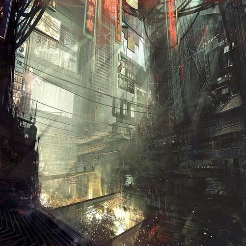 香港九龙城寨图_知天下 · 香港「九龙城寨」,西方人眼中的「末日城市」