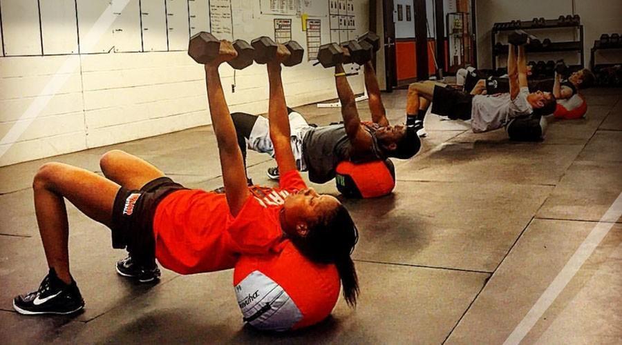 体能训练之功能性
