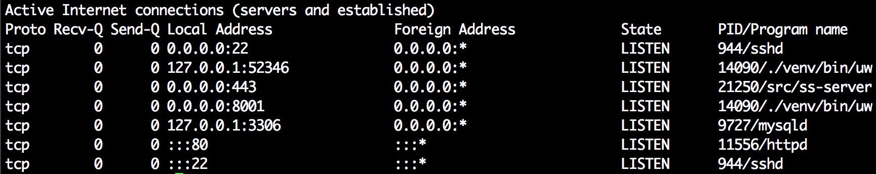 网络编程(六):端口那些事儿