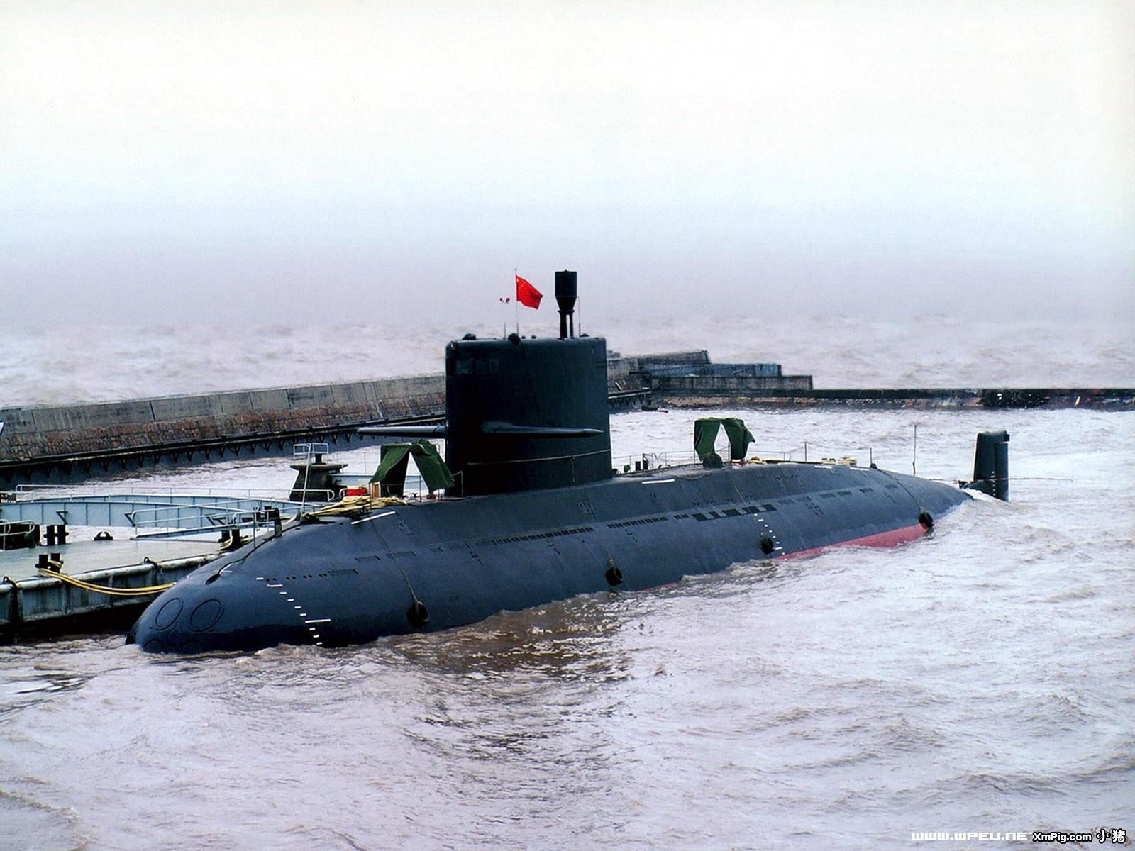 093型核潜艇数量_我们国家的海军为什么看上去弱弱的? - 知乎