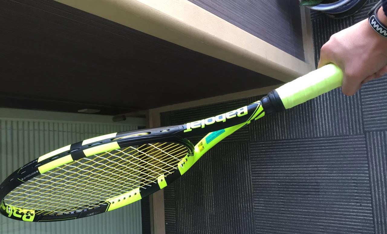 拍子是什么_拿起你的拍子:1.你拿在手里的是什么你真的知道么?——网球拍 ...
