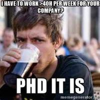 The Ph.D. Grind
