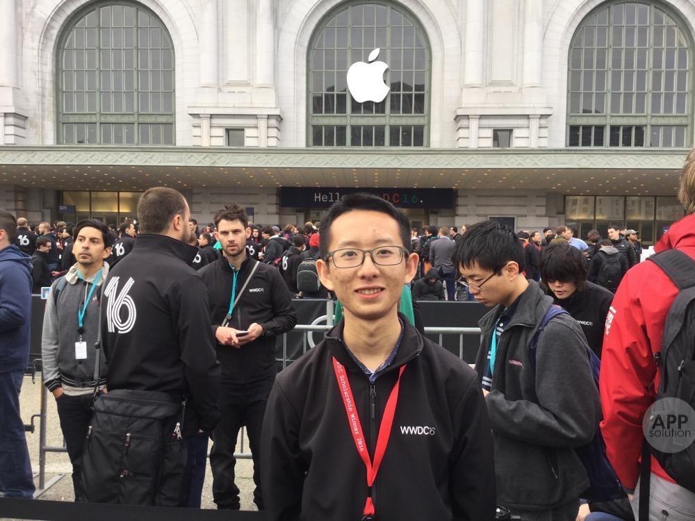 拿到苹果奖学金的天才少年,有这些你不知道的故事 | AppStory
