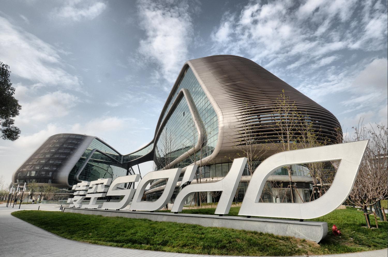 解构主义建筑风格_怎样才能成为一名优秀的建筑师? - 知乎