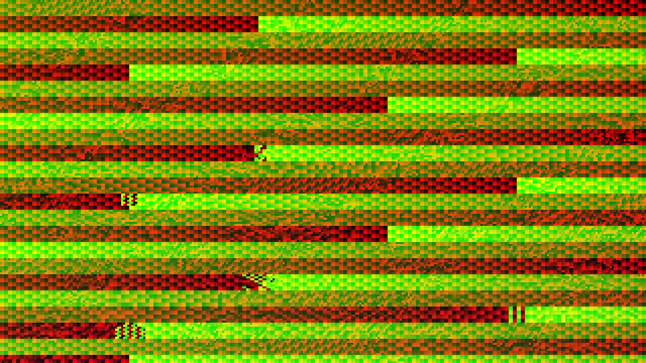 GPU画像素的顺序是什么