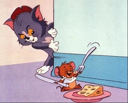 tom and jerry 华语 版