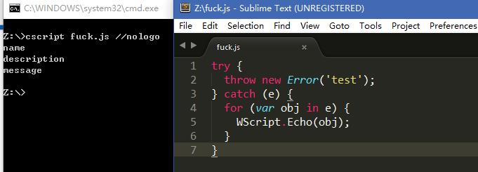 可否通过Polyfill 让微软的wscript 能运行Node js 脚本? - 知乎