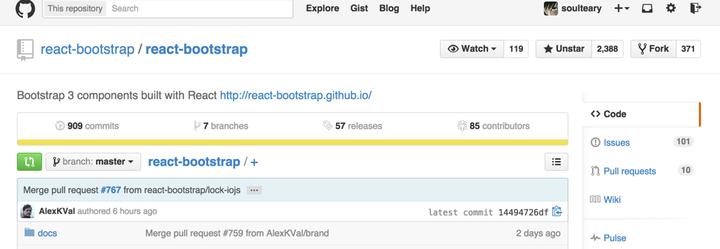 请问如何在ReactJs中使用Bootstrap? - 知乎