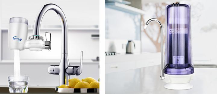 租房子,自己想装个净水器,选哪样呢?