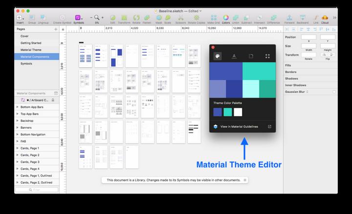 Google 推出了一款Sketch 插件,帮你更好地设计Material Design