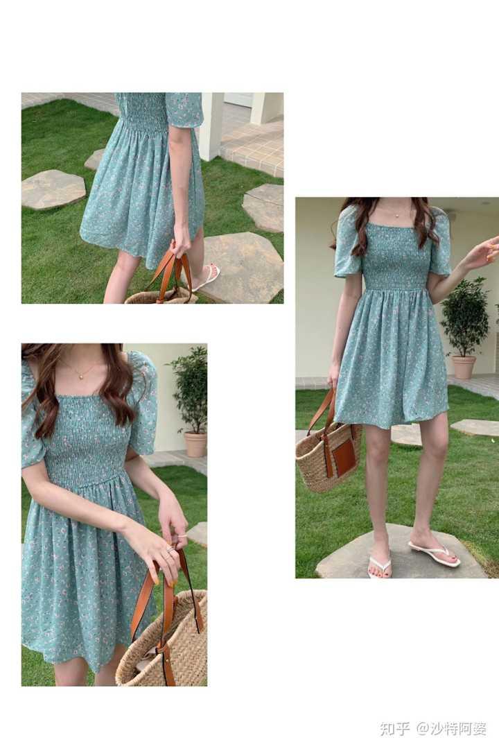 有什么好的夏季裙装搭配推荐?