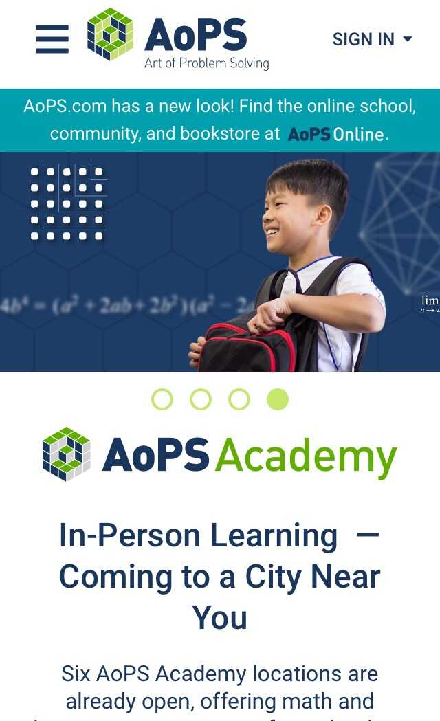 Aops Online