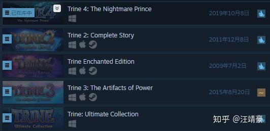 Steam 上有哪些必买游戏?