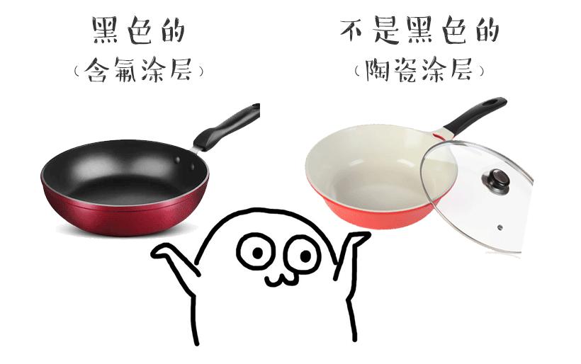 不粘锅什么涂层比较安全?