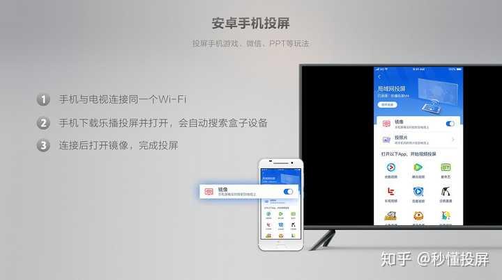 海信电视投屏软件